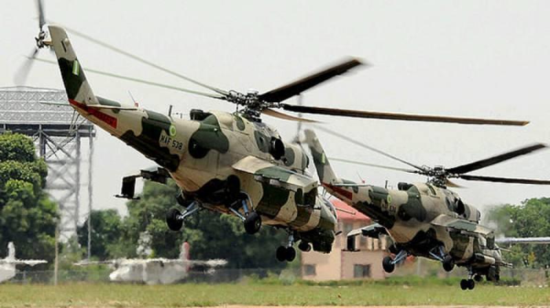 """СМИ: ВВС Нигерии ликвидировали главаря террористической группировки """"Боко Харам"""""""