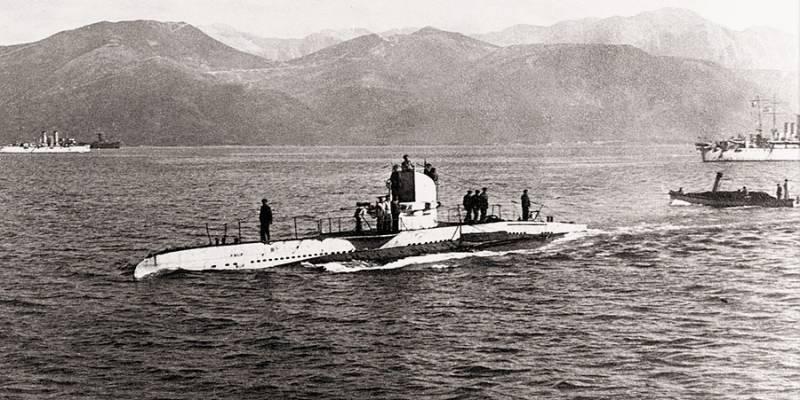 «Лоскутные» субмарины на войне