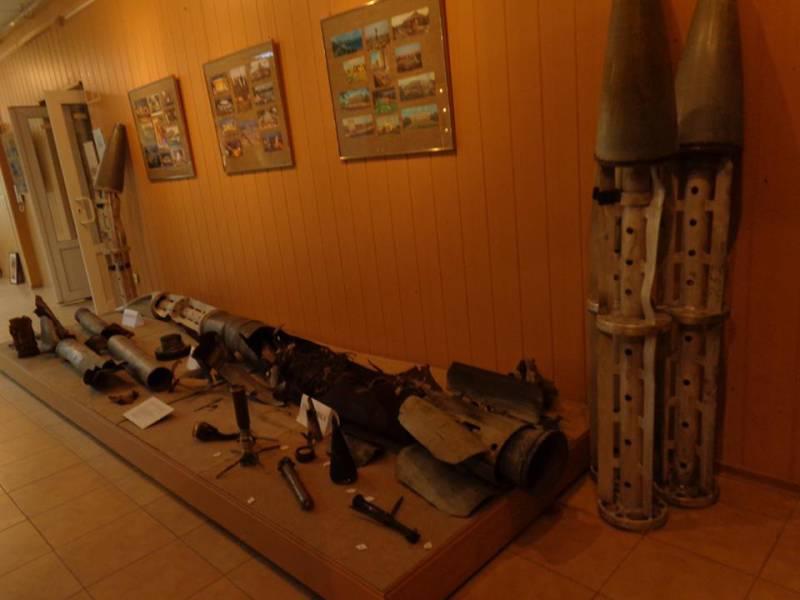 О том, как «собаки» разрушили Краеведческий музей, а «террористы» восстановили его