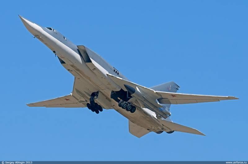 Ту-22М3 получат новые сверхзвуковые ракеты