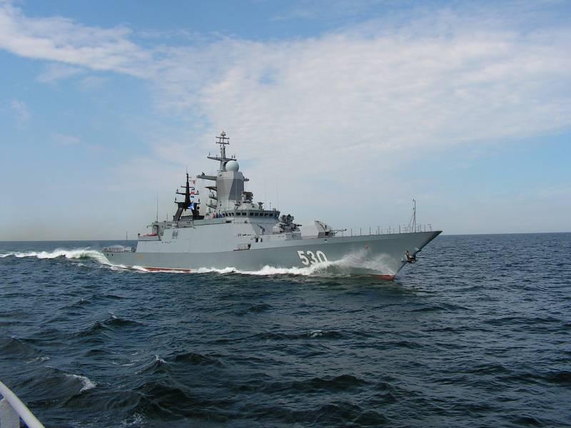 Программа кораблестроения ВМФ РФ, или Очень Плохое Предчувствие (часть 4)