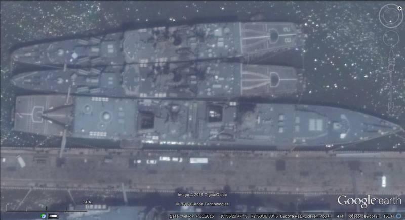 Оборонный потенциал Индии на снимках Google earth. Часть 3-я