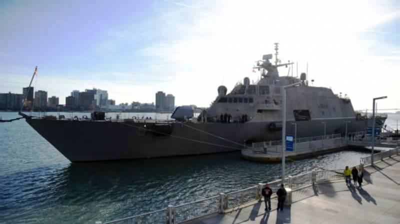 ВМС США заказали модернизацию программного обеспечения новейших кораблей прибрежной зоны