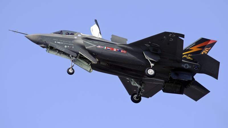 Испытания F-35 выявили новые недостатки