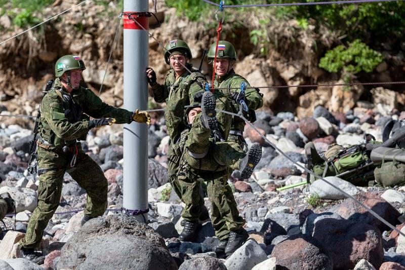 Горные стрелки ЮВО примут участие в российско-пакистанском учении «Дружба-2016»
