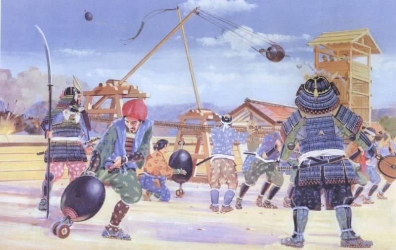 Пехота асигару (часть 2)