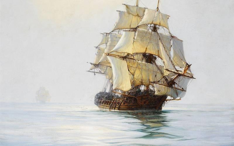 Не только капитан «Летучего голландца»
