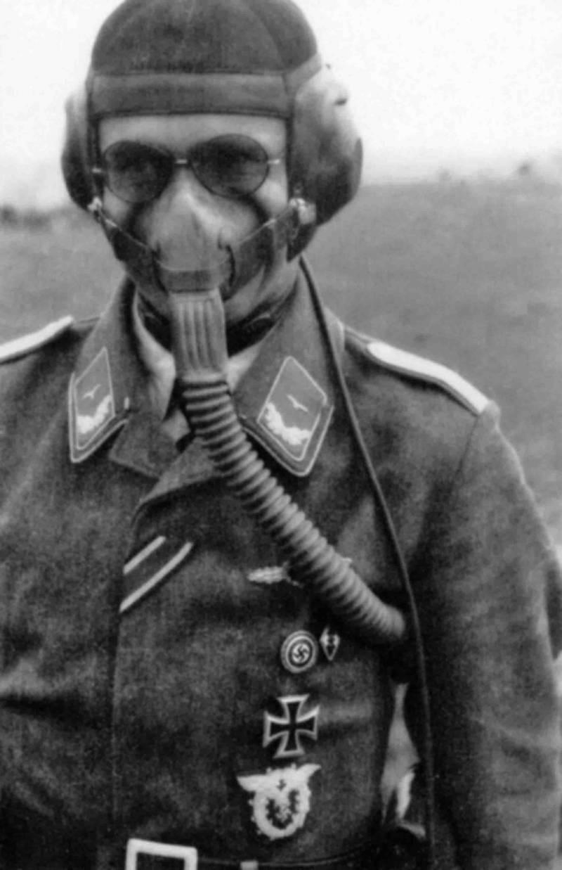 К применению фашистами химического оружия готовились всю войну…