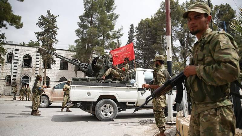 МО РФ попросило Анкару предоставить планы воздушной операции ВВС Турции в провинции Алеппо