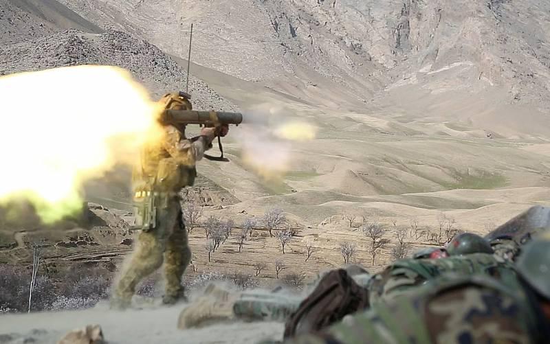 Современный солдат. Часть 3