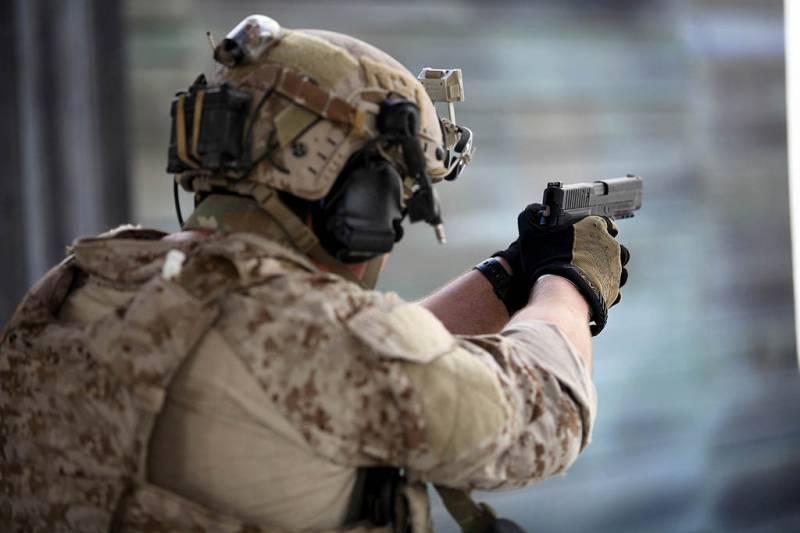 Современный солдат. Часть 4