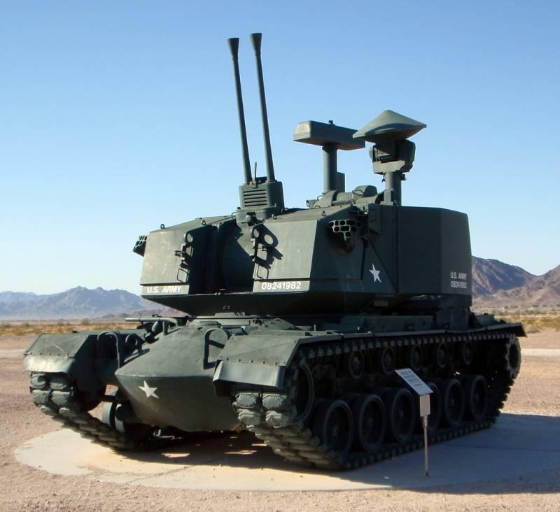 Американская послевоенная зенитная артиллерия. Часть 2-я