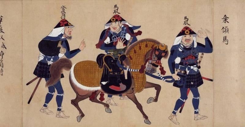 Пехота асигару (окончание)