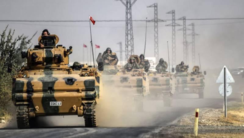 Эрдоган: операция в Сирии продолжится до устранения курдской угрозы