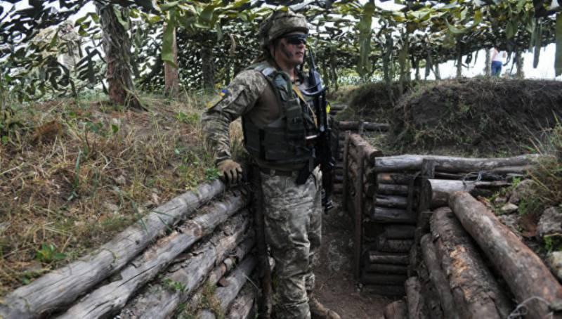 ЛНР: три украинских солдата погибли из-за несоблюдения элементарных правил безопасности