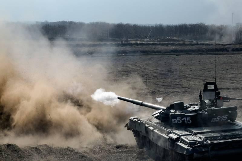 Подразделения российских войск завершают передислокацию в рамках внезапной проверки