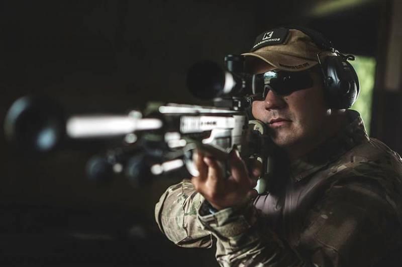 «Калашников» приступил к испытаниям новейшей снайперской винтовки