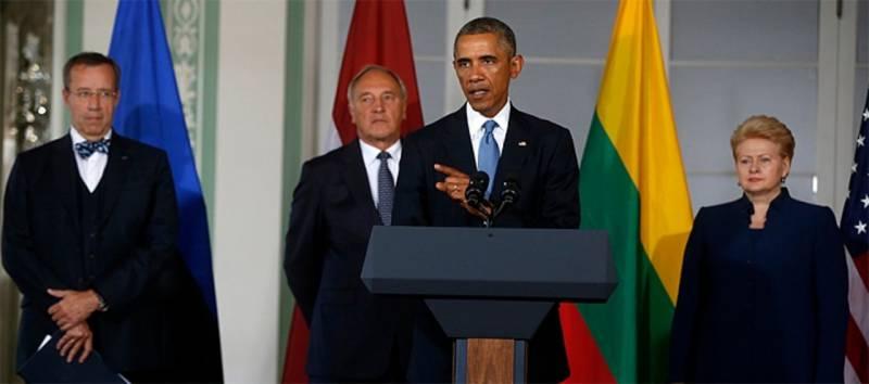 Американцы задумались об исключении Прибалтики из НАТО
