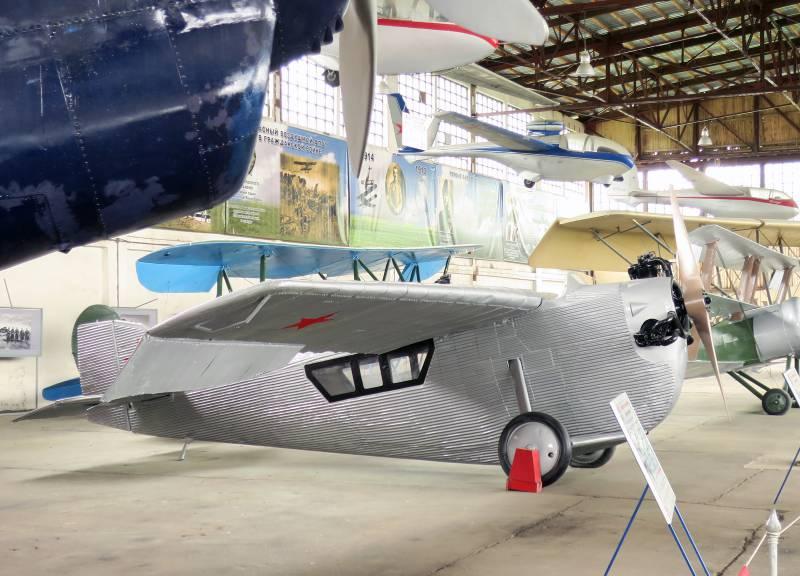 Авиамузей Монино. Самолёты ОКБ А. Н. Туполева. Часть 2
