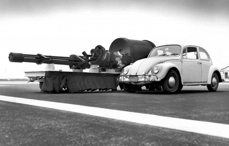 A-10 Thunderbolt II: штурмовик, построенный вокруг авиационной пушки