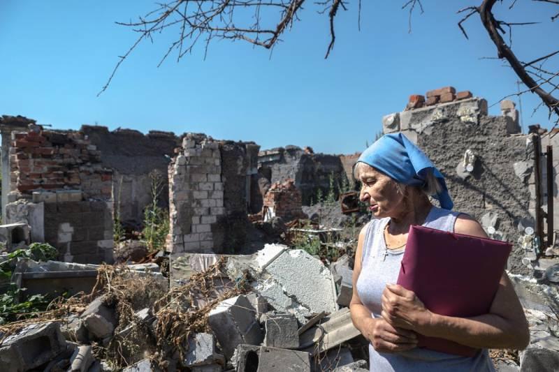 Военкор «Маг» о ситуации в Донецкой республике