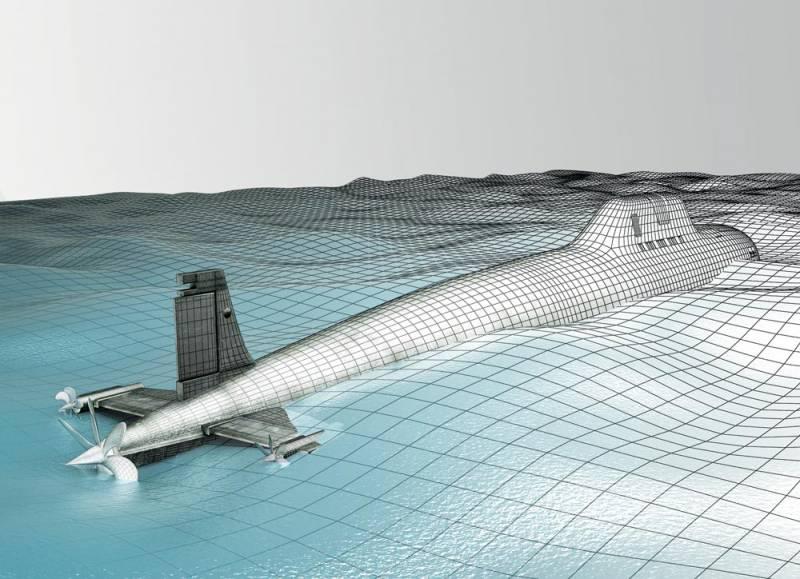 Субмарина-истребитель проекта 705