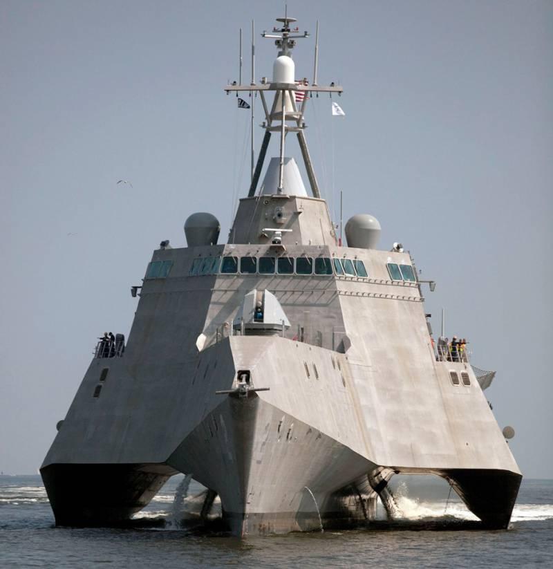 СМИ: четвёртый американский фрегат вышел из строя за последние 9 месяцев