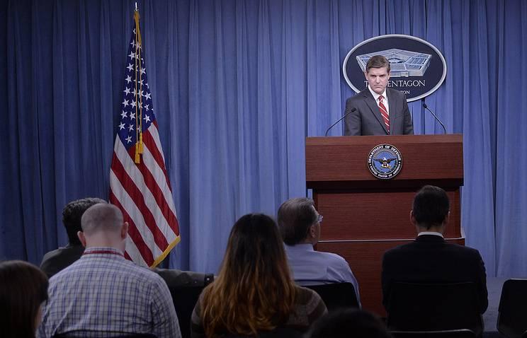 В Вашингтоне не подтверждают факт уничтожения террориста аль-Аднани в Сирии авиацией ВКС РФ