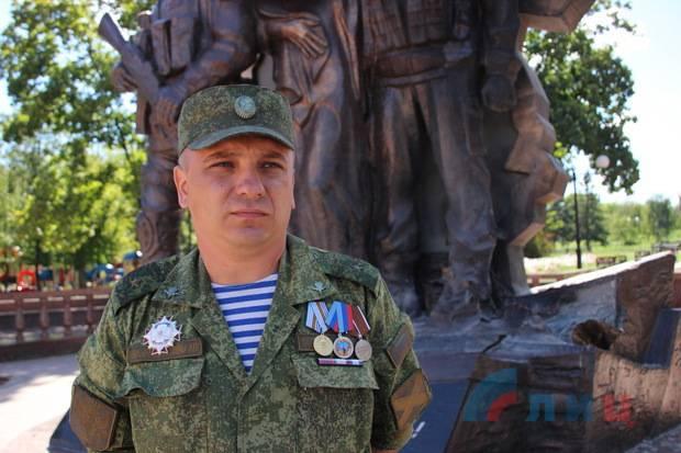 Власти ЛНР назвали подрыв памятника защитникам республики кощунственным террористическим актом