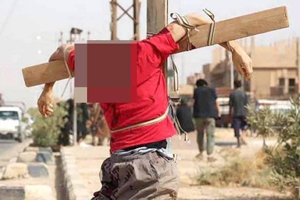 СМИ Британии сообщило о страшной казни игиловцами подростков в иракском Мосуле
