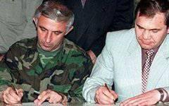Хасавюрт-96 как апофеоз предательства России