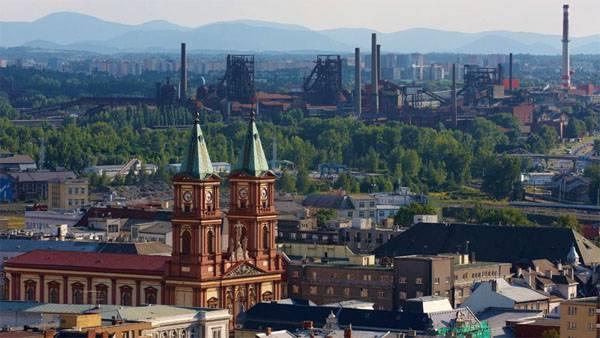 МИД Украины направил ноту протеста Чехии из-за представительства ДНР вОстраве