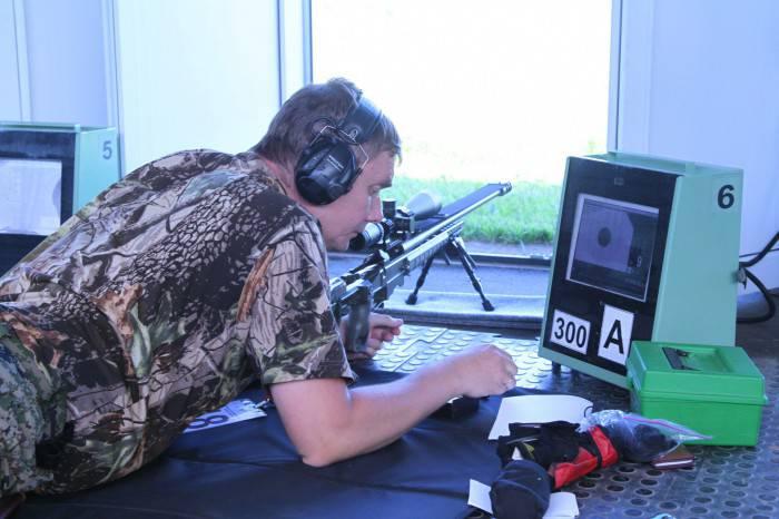На соревнованиях «Абсолютная Точность» выявили самых метких стрелков