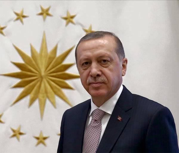 "Эрдоган заявил об ""освобождении"" территорий на севере провинции Алеппо"