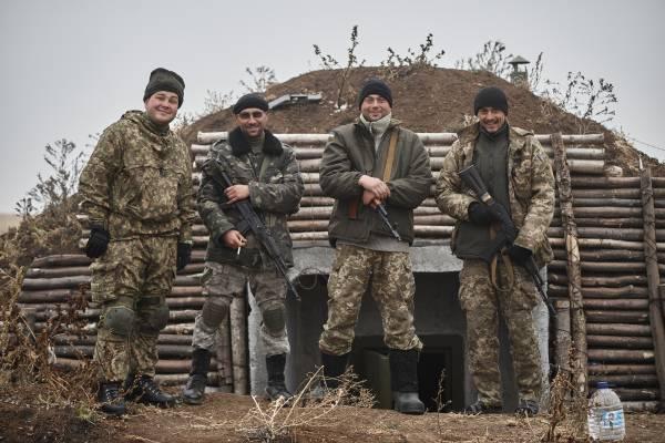 """МО Украины: """"Украинская армия нарастила боевой потенциал"""""""