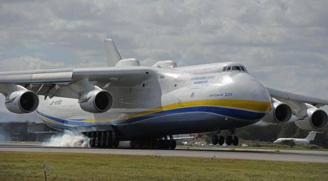 Сможет ли Китай производить аналог самого большого в мире самолёта Ан-225 «Мрия»?