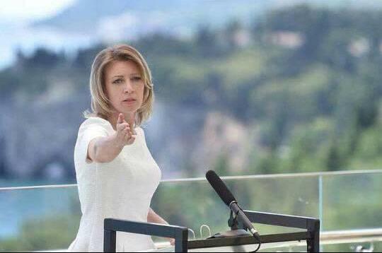 """Мария Захарова ответила украинскому суду на решение об """"аресте"""" главы Минобороны РФ"""