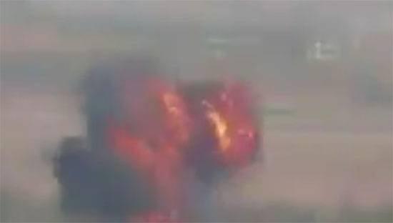 Боевики в Сирии заявляют, что сбили российский вертолёт