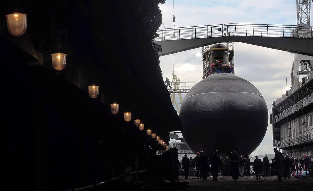 Тихоокеанский флотРФ получит 6 подлодок к 2021-ому