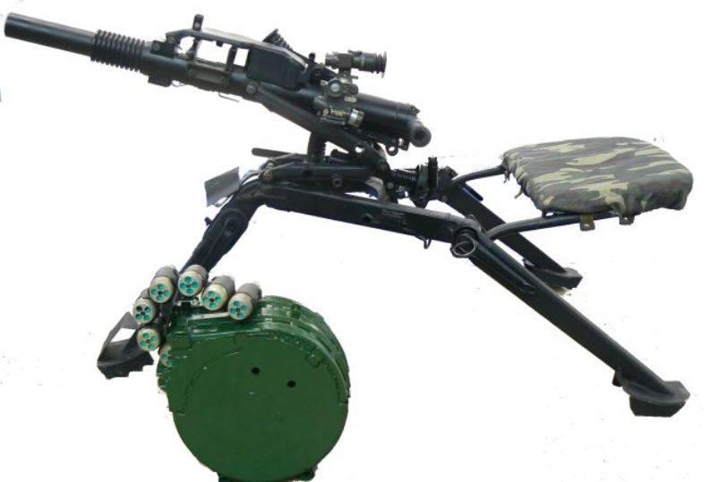 «Техмаш»: ряд стран заинтересовался российскими гранатомётами «Балкан»