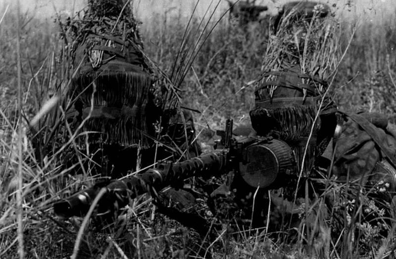 45-я зарубка. Снайперы. Часть 1