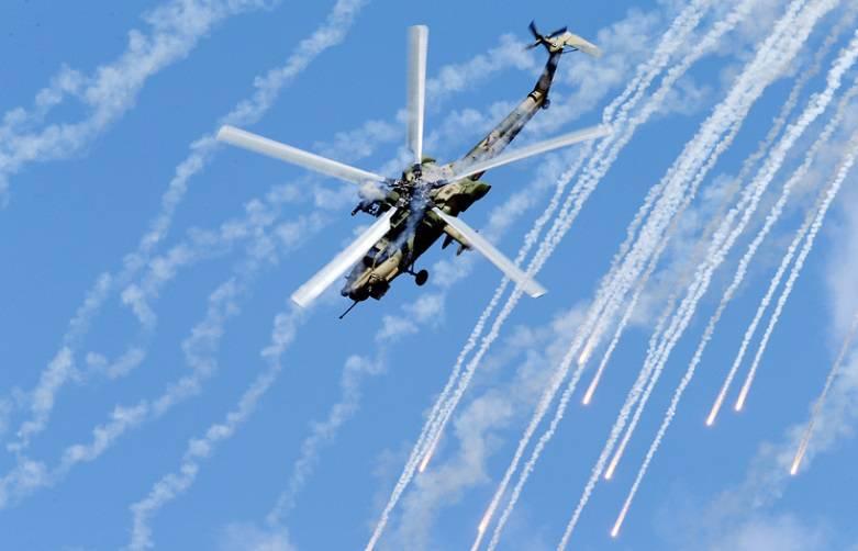КРЭТ разрабатывает новые комплексы обороны для вертолётов