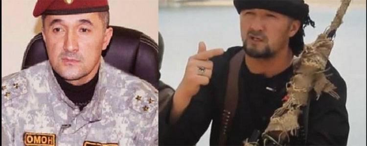 Военную составляющую ИГИЛ возглавил бывший командир ОМОН из Таджикистана
