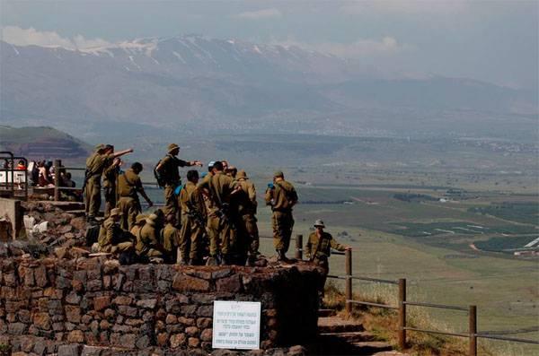 Армия Израиля снова нанесла удары по позициям правительственных войск Сирии