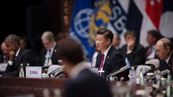 Саммит G20: отмщённый Путин и засекреченный Обама