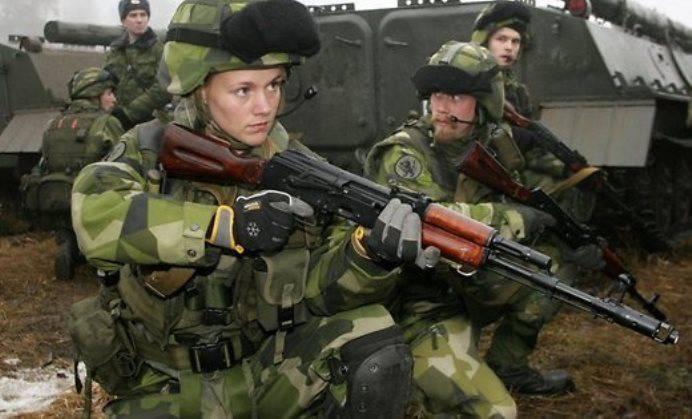 Аналитики: вступление Швеции в НАТО удержит Россию от захвата стран Балтии