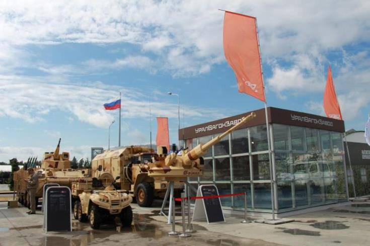 Под Екатеринбургом гости форума «Армия-2016» смогут пострелять из раритетного оружия