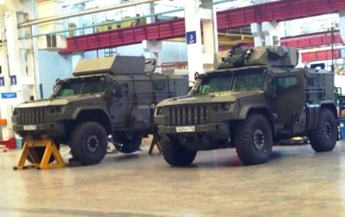 «Тайфун-ВДВ» станет первым в мире десантируемым MRAP