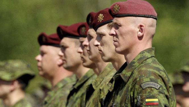 Вильнюс отклонил инициативу Штайнмайера о лимите вооружений в странах Балтии