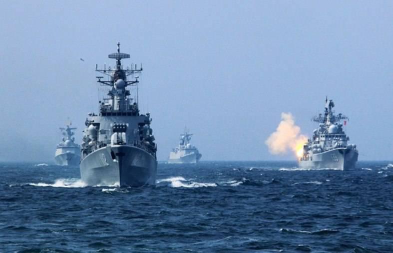 СМИ: совместное учение РФ и КНР призвано восстановить баланс сил в Южно-Китайском море